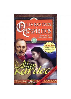 Livro dos Espíritos. O [LAKE - espiral - letras